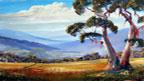 gum tree painting